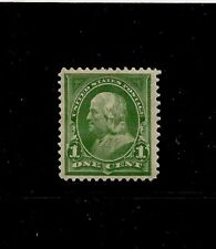#279 Mint, Xf-Og-Hr, 1c 'Franklin' Perf. 12 Watermarked Issue 1897-1903 *Nr*