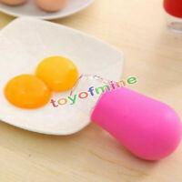 Silikon Eier Eiertrenner Eigelbtrenner Eitrenner Separator Trenner Praktisch