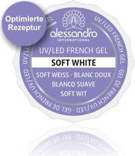 alessandro French Gel Soft White 15 g (313,00€  / 100 g)