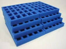 KR Case, wargaming figure case & foam trays carry 200 troops (M4HS)