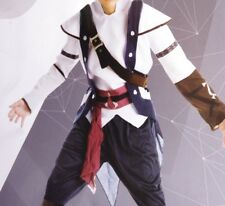 Mens Assassins Creed CONNOR Halloween Purim Costume Tunic Large 36 38 NEW