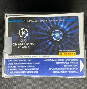 CHAMPIONS LEAGUE 2013/2014 STICKER BOX ITALY PANINI FOOTBALL SOCCER SALAH ROOKIE