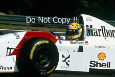 Ayrton Senna McLaren MP4/8 F1 Season 1993 Photograph 1