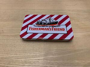 Fishermans Friend Dose rot/weiß Metalldose *NEU* Fisherman´s Friend