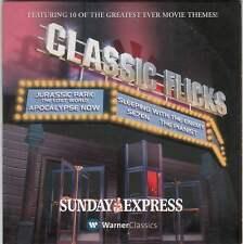 CLASSIC FLICKS: PROMO CD: WAGNER CHOPIN PUCCINI MOZART SCHUBERT BEETHOVEN ELGAR