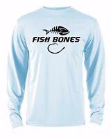 Long Sleeve Microfiber Fishing Boating UPF SPF Sun Protection Shirt
