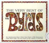 """THE BYRDS """"VERY BEST OF"""" CD 24 TRACKS LIMITED NEUWARE"""