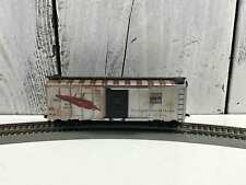 HO Weathered Athearn WESTERN PACIFIC 40' WP 19532 KD5