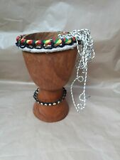 More details for african djembe drum 9