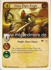 A Game of Thrones LCG - 2x House Dayne Cavaliere Oscuro #011 - Princes of the Sun