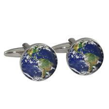 Planet Earth Gemelli Camicia in Confezione Regalo Casa Blu 3rd Rock Nuova