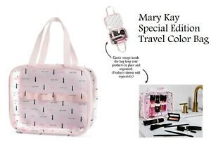 Mary Kay Special-Edition Travel  Makeup Color Bag for on the go! NEW Free Ship