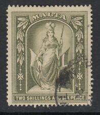 Malta, Sc 64 (SG 87), used
