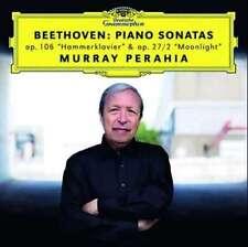 Murray Perahia - Beethoven: Piano Sonatas NEW CD