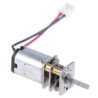 DC Motor N20 Large Torque Motor Gear Motor with Cable for Smart Car  nh