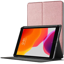 iPad 10.2 Case Stand, Apple iPad 10.2 2019 Case Cover 7th Generation - Rose Gold