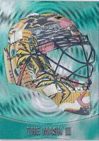 02-03 BAP Roberto Luongo The Mask II Between The Pipes Islanders 2002