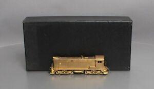 Hallmark Models HO BRASS ATSF DS 4-4-10 Diesel Locomotive- Unpainted EX/Box