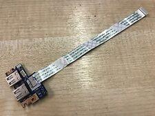 Packard Bell TM01 TM97 TM80 TM81 TM86 TM99 TM89 TM90 USB BOARD + CABLE LS-5891P