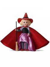 WICKED WITCH OF THE EAST MADAME ALEXANDER HALLMARK ORNAMENT 2017 MEMBER CLUB NIB