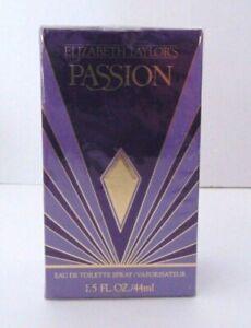 Vintage Elizabeth Taylor Passion Eau de Parfum Spray 1.5 fl. oz Stocking Stuffer