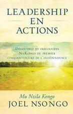 Leadership en Actions by Joel Nsongo (2014, Paperback)
