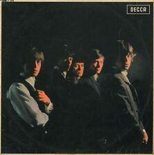 THE ROLLING STONES The Rolling Stones Vinyl Record LP Decca LK 4605 1964 Orig.