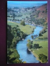 POSTCARD HEREFORDSHIRE RIVER WYE FROM YAT ROCK