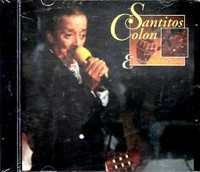 SANTITOS COLON/ SANTOS COLON - EXITOS EL BOLERO DE AMOR - CD