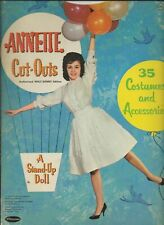 New ListingOriginal Cover for Annette Paper Dolls, 1962