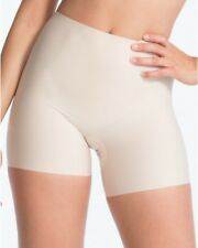 217e7af9375a3 NWT NEW SPANX TRUST YOUR THINSTINCTS MID WAIST BODYSUIT SHAPER SHORTS SIZE M