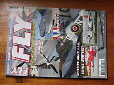 $$2 Revue Fly International N°107 Plan encarte Marlin  Spitfire Mk IX  Extra 300