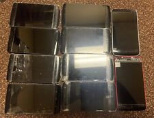 10 X Dell Streak 5 Cell Phones - Not Tested - Sold AS IS -