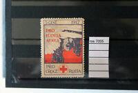 ITALIA FRANCOBOLLI ERINNOFILI LABEL PA 1917 croce rossa  NUOVi  MNH** (ros7055)