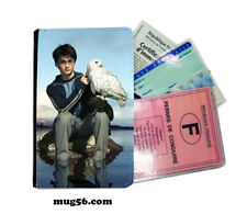 harry potter 02-012 étui pochette carte grise carte d'identité permis