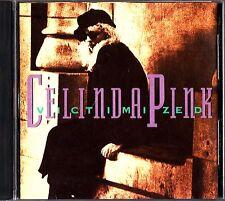 Celinda Pink - Victimized CD (1993 Album) Jazz-Rock Blues NEAR MINT