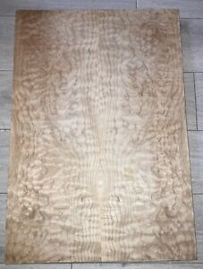 luthier tonewood-Maple Burl-bookmatched-joined-Naturally Dried Over 10 Years.