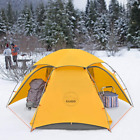 Best 4 Person Tents - Winter Tent 4 Season Traveling Hunting Hiking Cover Review
