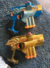 Nerf Lazer Tag Guns Without Attachments