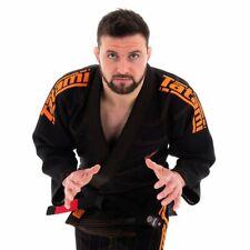 Tatami Estilo 6.0 BJJ Gi Black & Orange Premium Jiu-Jitsu Uniform Mens Suit 6