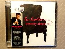 PAUL McCARTNEY  -  MEMORY ALMOST FULL  -  CD 2007  NUOVO E SIGILLATO