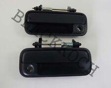 Front Outer Door handle Right Left Side for 90-93 Honda Accord Dx 2 Door 4 Door