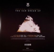 "ARTIFICIAL INTELLIGENCE - You Can Dream EP - Vinyl (double 12"") Shogun Audio"