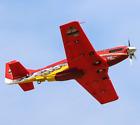 FMS P51 Dago Red V2 1070mm Wingspan EPO Racer RC Airplane PNP US