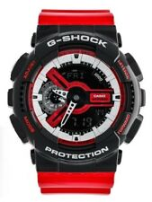 Casio G-Shock GA-110RB-1AER Man in Red,White and Black