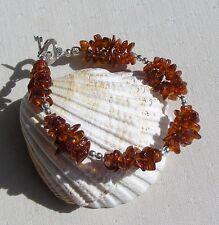 "Baltic Amber Bracelet ""Amber Melody"""