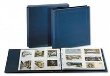 Maxi Postcard Album Value Package - Blue with 8 pages