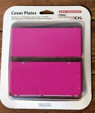 Nintendo New 3DS Cover Plate,  pink