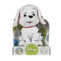 "101 Dalmatians Dog Puppy Official Disney Classic Cartoon 10"" Plush Soft Toy"