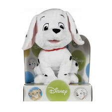 "101 Dalmatians Dog Puppy Official Disney Classic Cartoon 10"" Plush Soft Toy"
